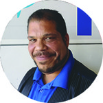 Hector Alvarado - Yankee Trails Charter Bus Driver