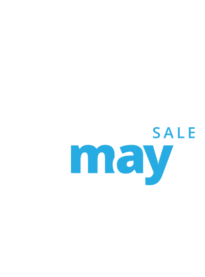 Animation for Cyber May Sale