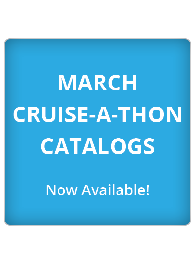 Animation for See Our Latest Cruise-A-Thon Virtual Catalogs!