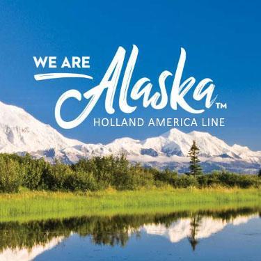 Featuring Holland America Line's Alaska