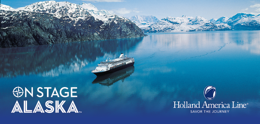 Special Events image for Holland America Line OnStage Alaska Presentation
