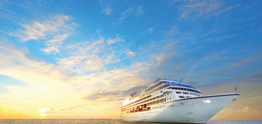 Special Events image for Oceania Cruises Presentation