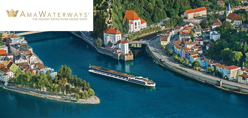 AmaWaterways Presentation
