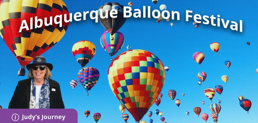 Special Events image for Tour Preview: Albuquerque Balloon Festival