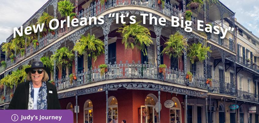 Special Events image for Tour Preview: New Orleans 'It's The Big Easy'