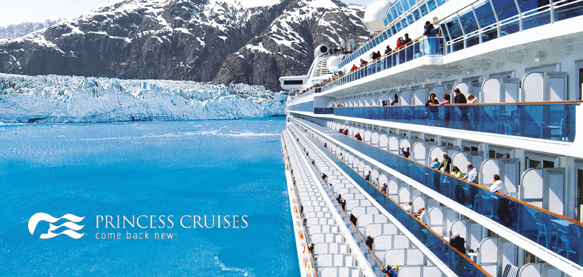 Princess Cruises Alaska Presentation