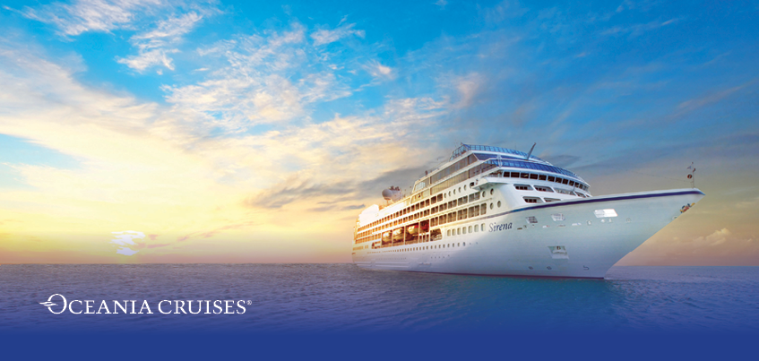 Special Events image for Oceania Cruises Presentation (NY)