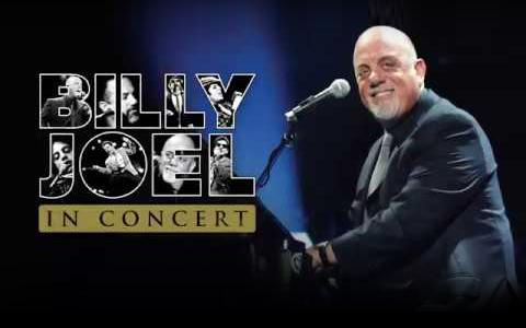Billy Joel at the Amalie Arena