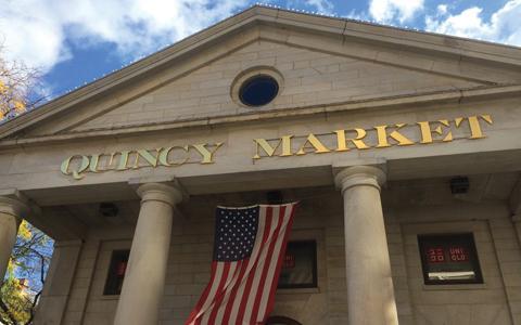 Boston Quincy Market