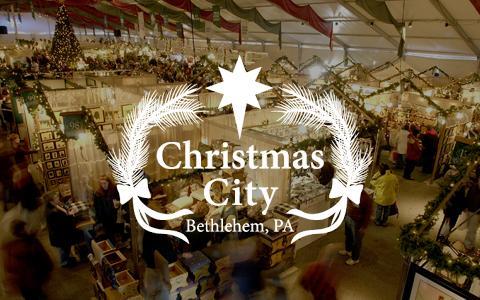 Bethlehem, PA 'Christmas City'