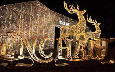 Enchant Christmas in St. Petersburgh