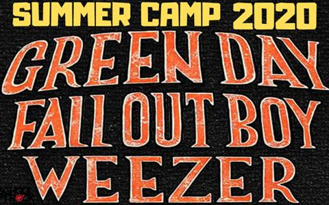 Green Day, Fall Out Boy & Weezer