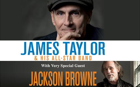 James Taylor at Bethel Woods