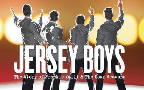 Jersey Boys at Straz Center