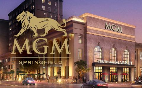 MGM Springfield One Day Tour