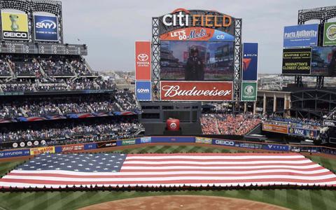 NY Mets vs. NY Yankees 9/11 20th Anniversary Game