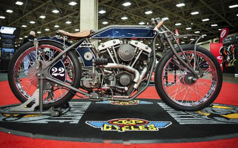 NYC Motorcycle Show