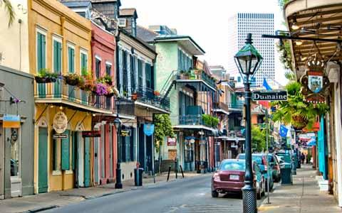 Judy's Journey: New Orleans 'It's the Big Easy'