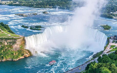 Wonders of Niagara Falls