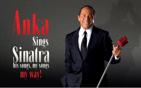Paul Anka at Ruth Rckerd Hall