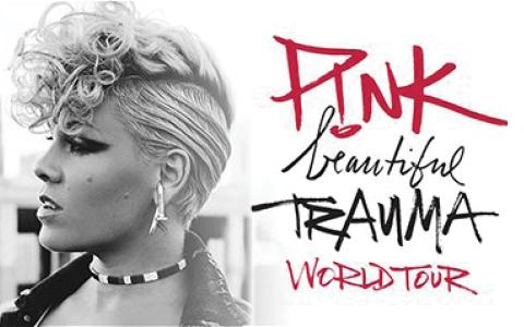 Pink at Madison Square Garden