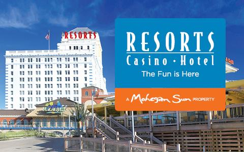 Resorts Atlantic City 3-Day Tour