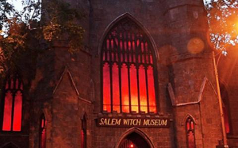 Be 'Witched' in Salem, MA