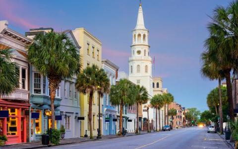 Judy's Journey: Charleston, Savannah & Jekyll Island