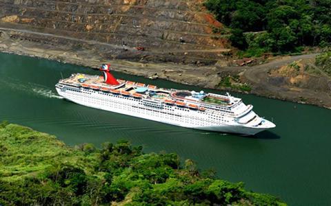 Carnival 14-Day Panama Canal from NY