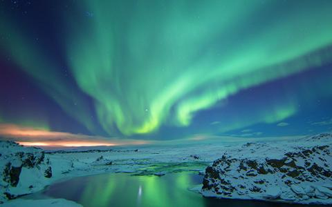 Judy's Journey: Iceland's Magical Northern Lights