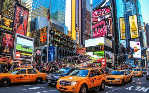 New York, NY 'My Way'