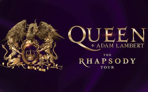 Queen with Adam Lambert at Xfinity Center