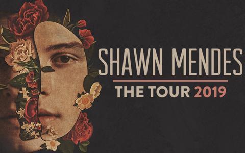 Shawn Mendes at TD Garden