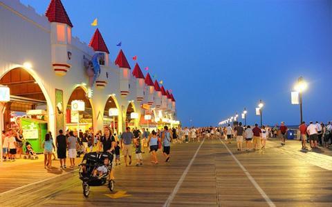 Atlantic City & Cape May