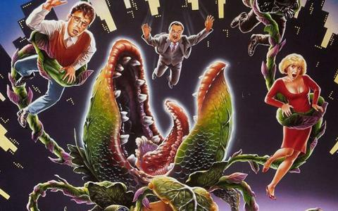 Little Shop of Horrors at Mac-Haydn Theater