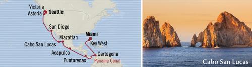 Oceania Cruises - Yankee Trails - Albany, NY